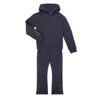 textil Niña Conjuntos chándal Emporio Armani 6H3V01-1JDSZ-0920 Marino