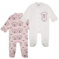 textil Niña Pijama Emporio Armani 6HHV06-4J3IZ-F308 Rosa