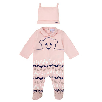 textil Niña Pijama Emporio Armani 6HHV08-4J3IZ-0355 Rosa