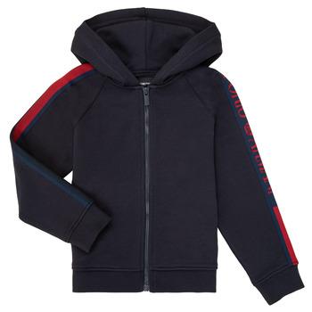 textil Niño Sudaderas Emporio Armani 6H4ME2-4J3BZ-0922 Marino