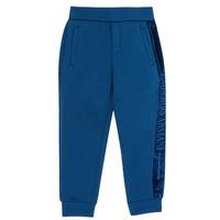 textil Niño Pantalones de chándal Emporio Armani 6H4P84-1JDSZ-0975 Marino