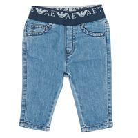 textil Niño Vaqueros slim Emporio Armani 6HHJ07-4D29Z-0942 Azul