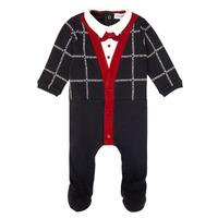 textil Niño Pijama Emporio Armani 6HHD12-4J3WZ-F912 Marino