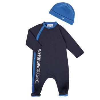 textil Niño Pijama Emporio Armani 6HHV12-4J3CZ-0922 Marino
