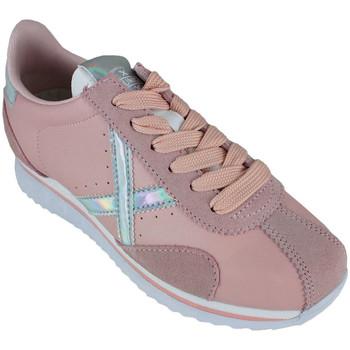 Zapatos Mujer Zapatillas bajas Munich sapporo sky 8355012 Rosa