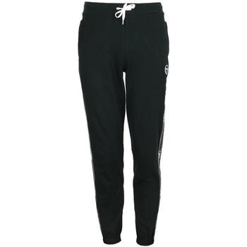 textil Hombre Pantalones de chándal Sergio Tacchini Funke Pant Negro