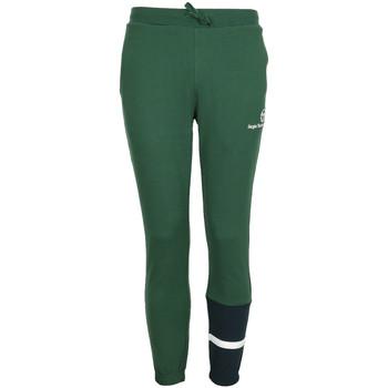 textil Hombre Pantalones de chándal Sergio Tacchini Fraine Pant Green/ Navy Verde