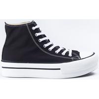 Zapatos Hombre Zapatillas altas Victoria Botas  061101 Negro Negro
