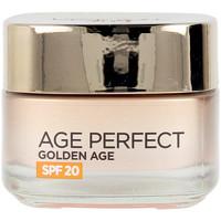 Belleza Mujer Antiedad & antiarrugas L'oréal Age Perfect Golden Age Spf20 Crema Día  50 ml