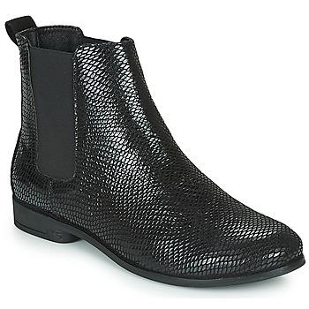 Zapatos Mujer Botas de caña baja TBS MELROSE Negro