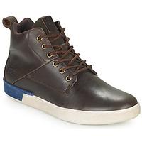 Zapatos Hombre Zapatillas altas TBS SANDJAY Marrón