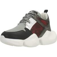 Zapatos Mujer Deportivas Moda Noa Harmon 8279 Rojo