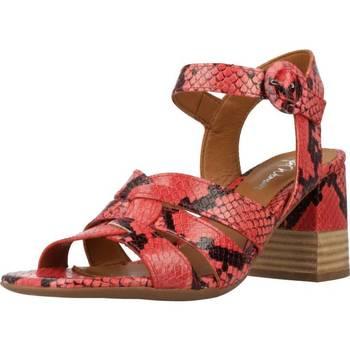 Zapatos Mujer Sandalias Alpe 4684 61 Rojo