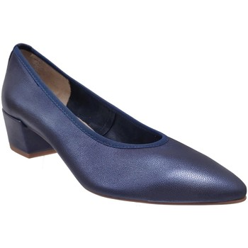 Zapatos Mujer Zapatos de tacón Folies 002@ Azul metalizado