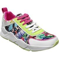 Zapatos Mujer Zapatillas bajas Desigual Hydra Lienzo multicolor