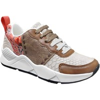 Zapatos Mujer Zapatillas bajas Desigual Hydra Marrón claro