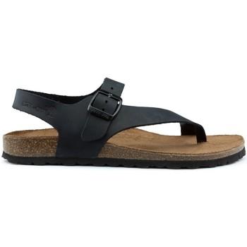 Zapatos Mujer Sandalias Interbios S  DENNIS NEGRO
