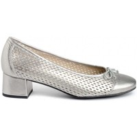 Zapatos Mujer Zapatos de tacón Kissia 433-L Plata