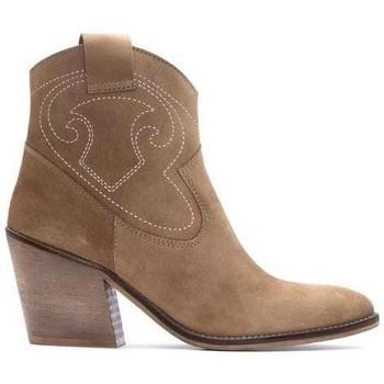Zapatos Mujer Botines Bryan BROOK Beige