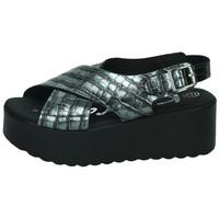 Zapatos Mujer Sandalias Karralli Sandalia breda plomo PLOMO