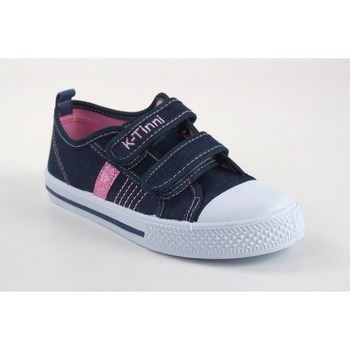 Zapatos Niña Zapatillas bajas Katini 17833 KFY azul