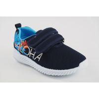 Zapatos Niño Zapatillas bajas Katini Lona niño  17824 kfy azul Azul