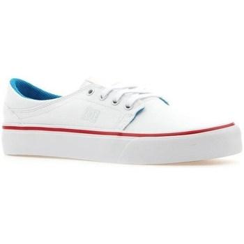 Zapatos Mujer Zapatillas bajas DC Shoes Trease TX Blanco