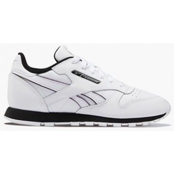Zapatos Multideporte Reebok Sport Classic Leather Jr blanco