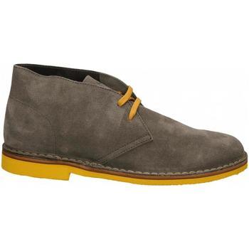 Zapatos Hombre Botas de caña baja Frau CASTORO roccia-lemon
