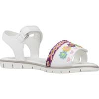 Zapatos Niña Sandalias Chicco 1063626 Blanco