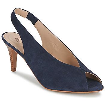 Zapatos Mujer Sandalias JB Martin PIM Negro