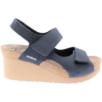 Zapatos Mujer Sandalias Mephisto MEPHTINYbl blu