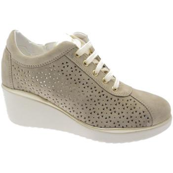 Zapatos Mujer Senderismo Riposella RIP69141be rosso