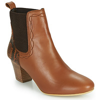 Zapatos Mujer Botines Ravel MOA Camel