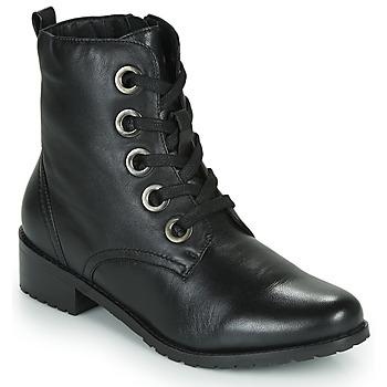 Zapatos Mujer Botas de caña baja Ravel MARTI Negro
