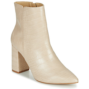 Zapatos Mujer Botines Ravel SORIANO Beige