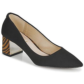 Zapatos Mujer Zapatos de tacón Ravel ORO Negro