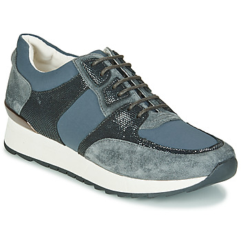 Zapatos Mujer Zapatillas bajas Karston SINIX Gris