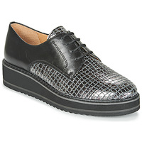 Zapatos Mujer Derbie Karston ORPLOU Negro / Gris