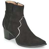 Zapatos Mujer Botines Karston APLAX Negro