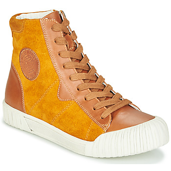 Zapatos Mujer Zapatillas altas Karston OMSTAR Ocre