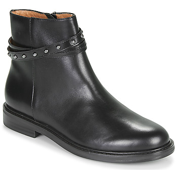Zapatos Mujer Botas de caña baja Karston OVMI Negro