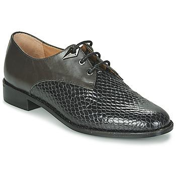 Zapatos Mujer Derbie Karston VENDREDI Negro