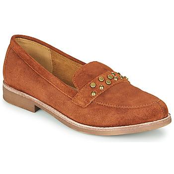 Zapatos Mujer Mocasín Karston ACALI Ocre