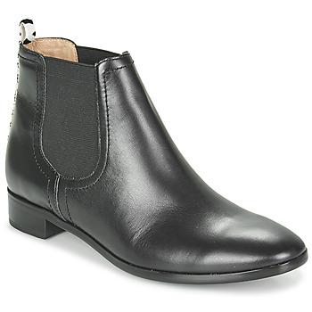 Zapatos Mujer Botas de caña baja Karston JOLICO Negro