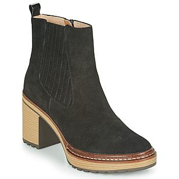 Zapatos Mujer Botines Karston GRANI Negro