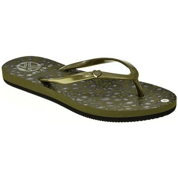 Zapatos Mujer Chanclas Kelara K02027 Verde