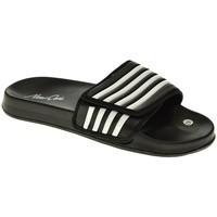 Zapatos Hombre Chanclas Kelara K02024 Negro