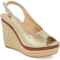 Zapatos Mujer Alpargatas Benini A2001 Plata