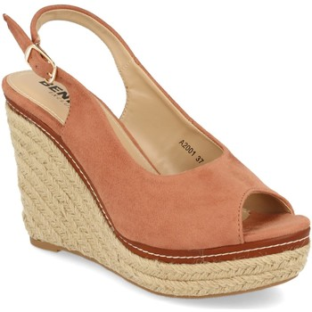 Zapatos Mujer Alpargatas Benini A2001 Rosa